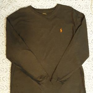 POLO BY RALPH LAUREN CLASSIC LONG SLEEVE TEE
